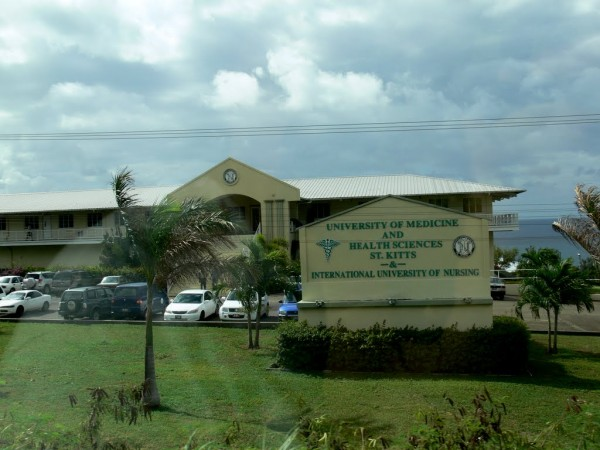 University of Medicine and Health Sciences St. Kitts
